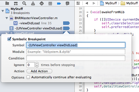 UIViewController-viewDidLoad-symbolic-breakpoint