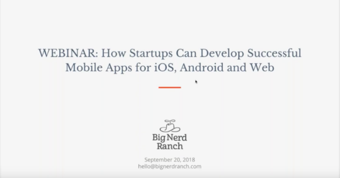 How Startups Can Develop Successful Mobile Apps for iOS Android and Web